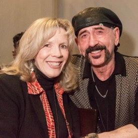 Brenda Fielder & Jimbeau Hinson @ the Crossroads Film Festival, 2014