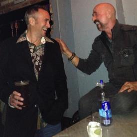 Rex Jones & Jimbeau Hinson @ Thacker Mountain Radio, 2013