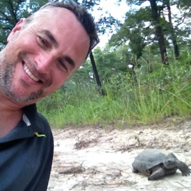 Tortoise selfie